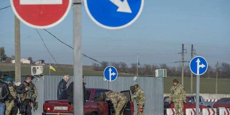 На Донбасі на два тижні закриють пункти пропуску