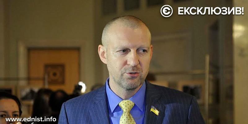 Чинна влада ставить Венедіктову як цілком залежну від позиції президента людину - Андрій Тетерук