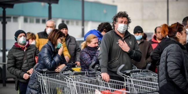 В Іспанії за добу 2000 нових випадків коронавірусу, померли 150 осіб