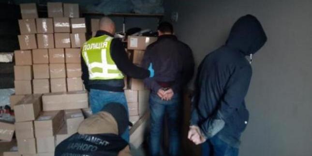 Викрадачі видавали себе за «працівників СБУ»