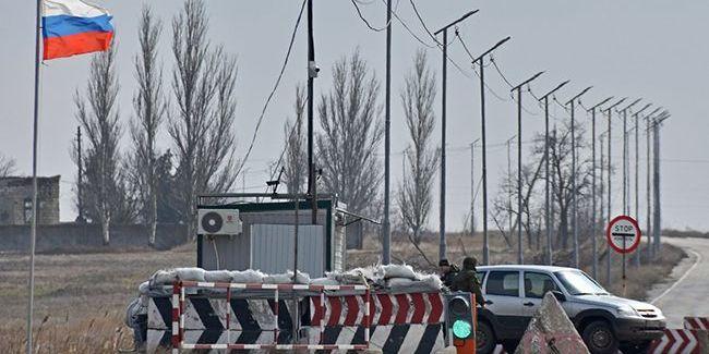 Крим закриває адмінкордон з материковою Україною