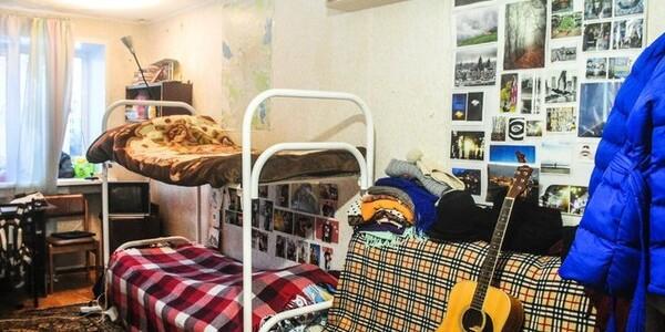 У Києві вирішили закрити гуртожитки для студентів і відправити їх по домівках