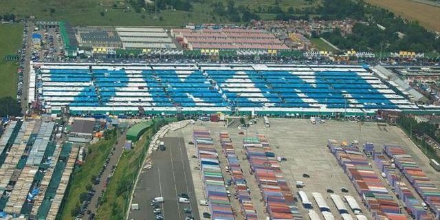 Найбільший ринок України «7 кілометр» працює попри карантин