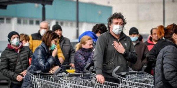 Країни ЄС відмовилися від біженців через пандемію коронавірусу
