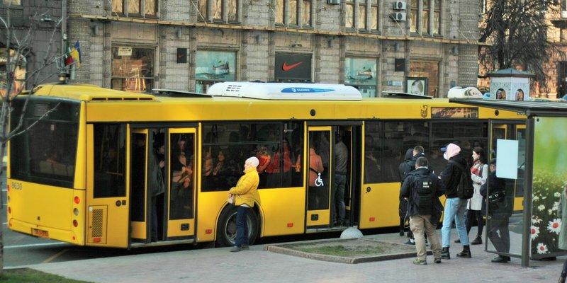 У Києві можуть обмежити рух транспорту у разі збільшення кількості заражених коронавірусом, - Кличко