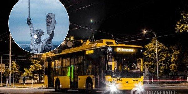 Київ повністю зупиняє рух громадського транспорту через карантин: названа дата