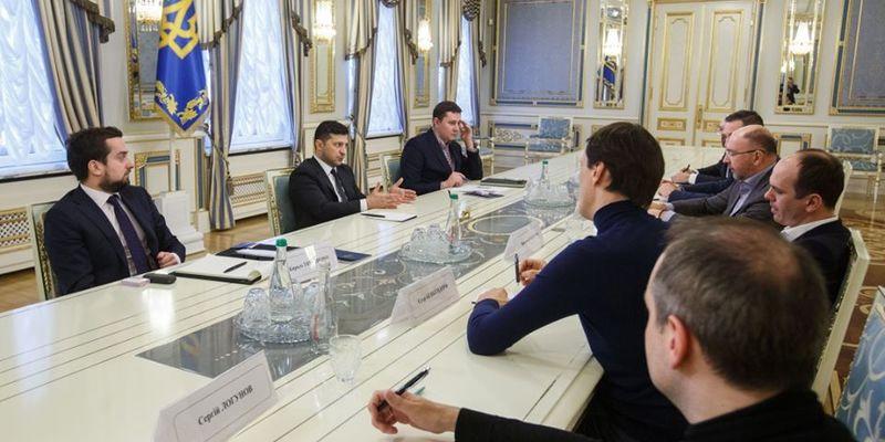 На українських телеканалах хочуть запустити масштабний освітній проєкт для школярів — Офіс президента