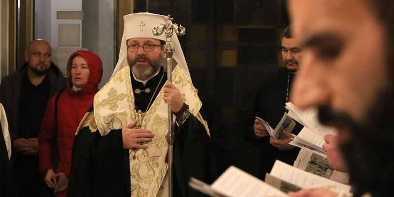 УГКЦ обіцяє, в разі необхідності, перетворити церкви в госпіталі