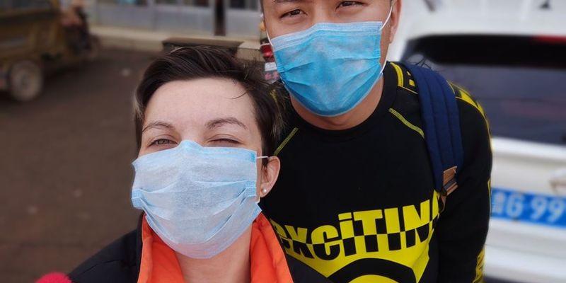 """""""Робіть так, як ми, і це вас врятує"""". Поради кременчанки, яка пережила карантин у Китаї"""