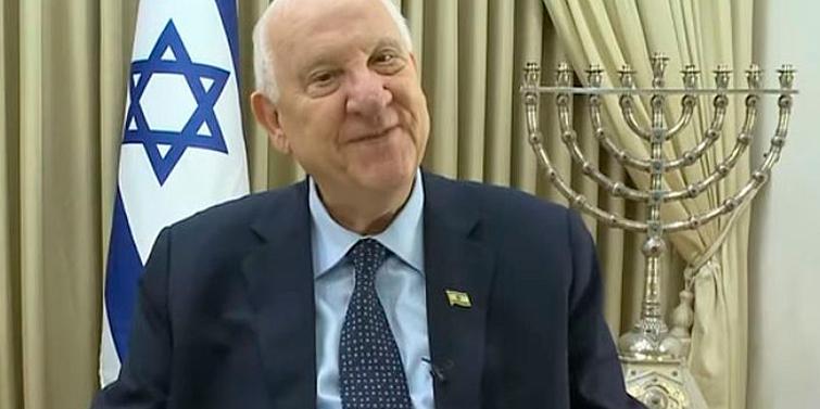 Президент Ізраїлю читає казки онлайн – щоб батьки відпочили під час карантину