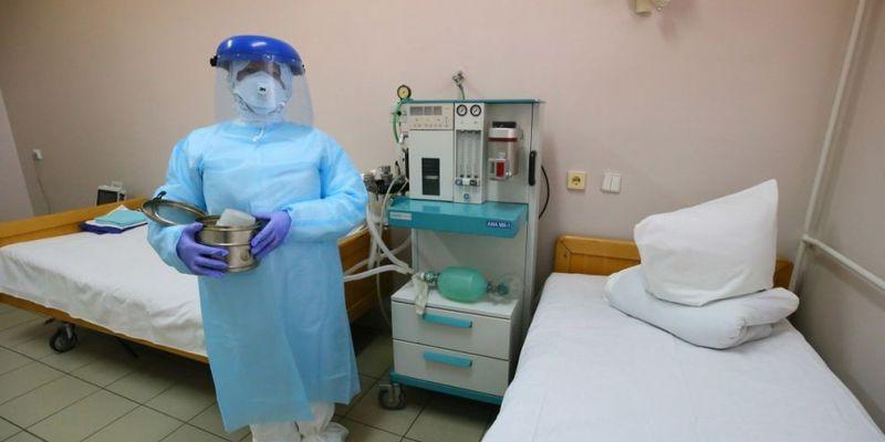 В Тернополі помер хворий на COVID-19