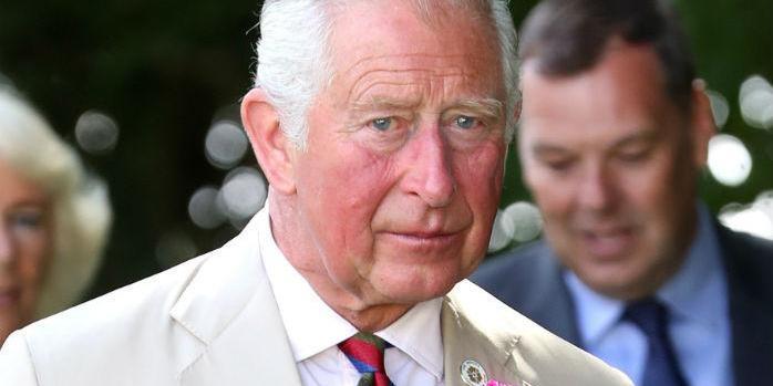 У принца Чарльза виявили вірус Covid-19