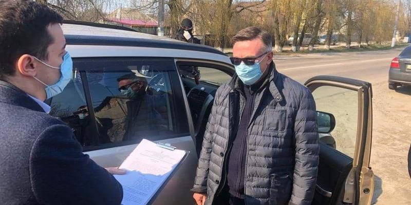 Колишній міністр закордонних справ Леонід Кожара затриманий за підозрою в умисному вбивстві