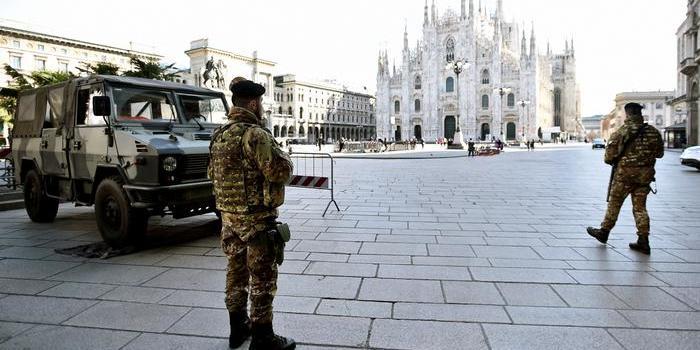 Італійці починають бунтувати проти карантину, – ЗМІ