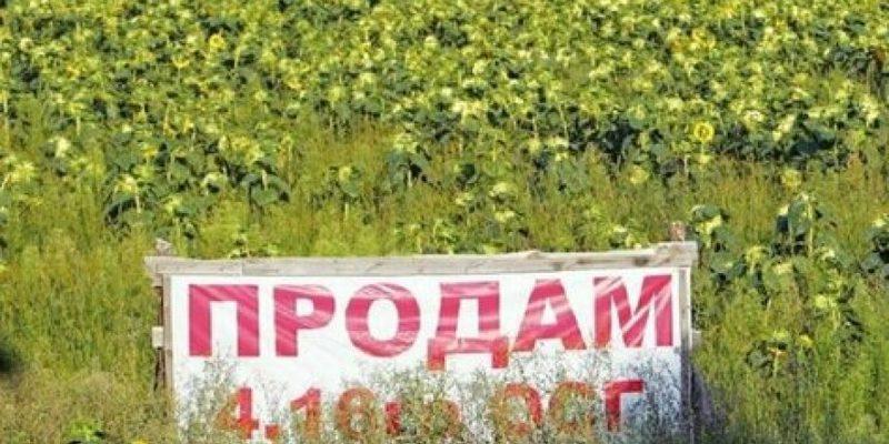 В Раду внесли проєкт постанови про скасування законопроєкту про ринок землі