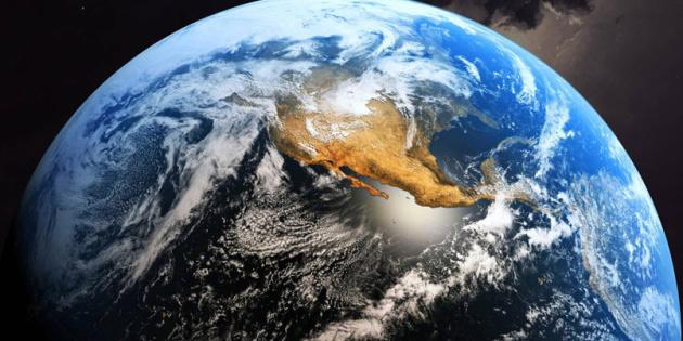 Озоновий шар Землі над Антарктидою почав швидко відновлюватися