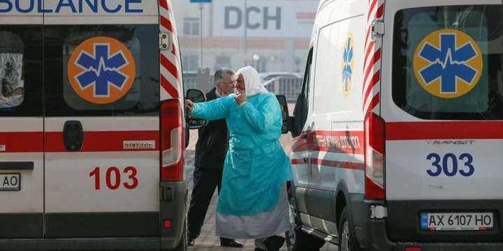 У Києві 161 людина з підтвердженим діагнозом COVID-19, - Кличко