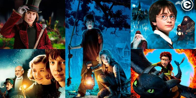Найкращі фільми для перегляду батьків з дітьми