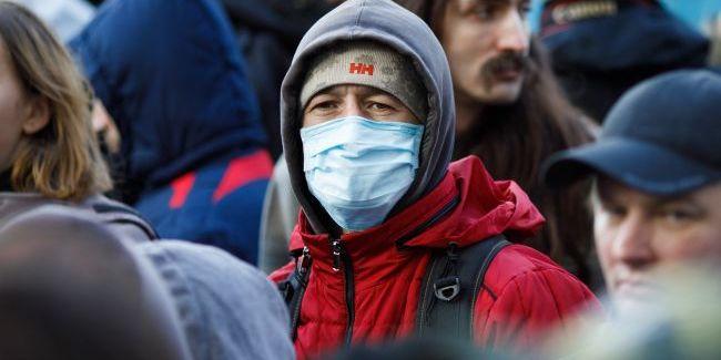 У столиці вже 267 підтверджених випадків захворювання на COVID-19