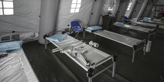 Коронавірус у США: лікарні мають серйозні проблеми