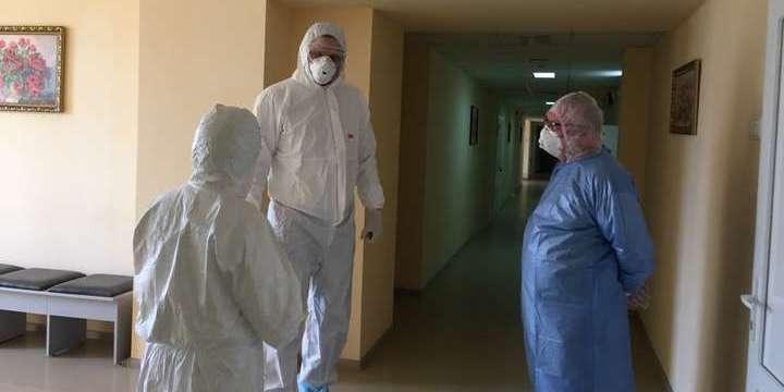 У столиці 279 підтверджених випадків COVID-19, помер чоловік 36-ти років