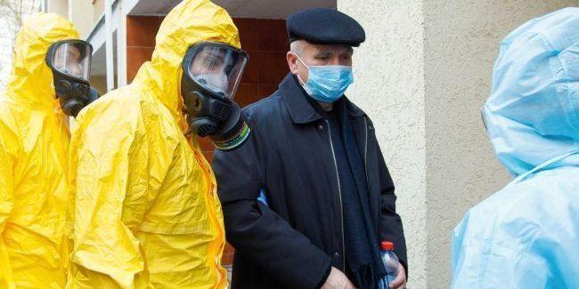 На Кіровоградщині серед хворих на коронавірус 21 медик