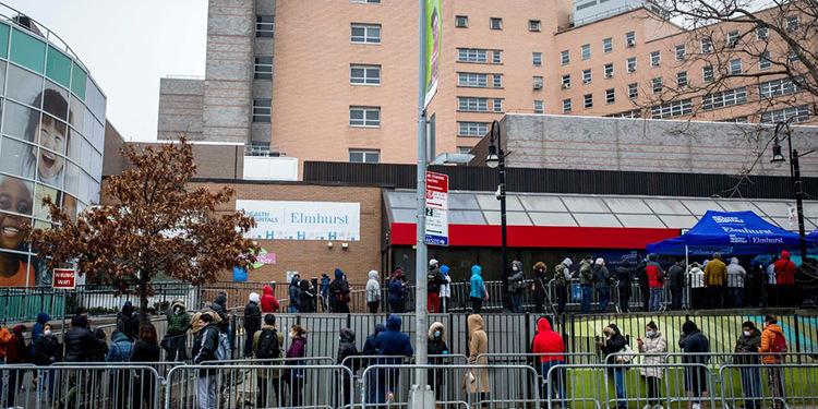 Коронавірус у США: за добу 33 тисячі нових випадків, у Нью-Йорку більше інфікованих, ніж в Італії
