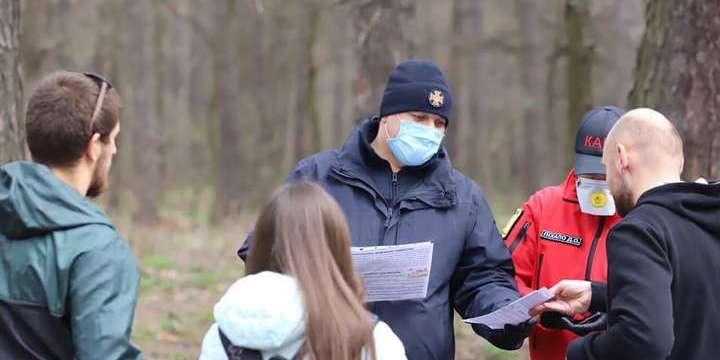 Кияни, які порушили обмежувальні заходи, сплатили вже майже 100 тисяч гривень штрафів, - Кличко
