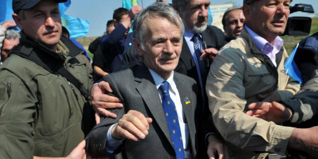 Слідчі РФ повідомили Джемілєву про «день пред'явлення обвинувачення»