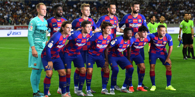 «Барселона» знаходиться під загрозою банкрутства