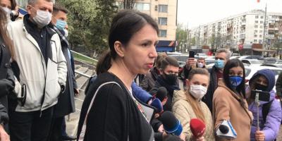 На допит до ДБР прийшла колишня нардепка Тетяна Чорновол