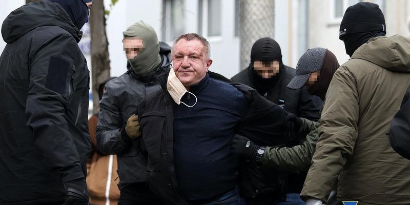 СБУ викрила генерал-майора, який працював на ФСБ Росії