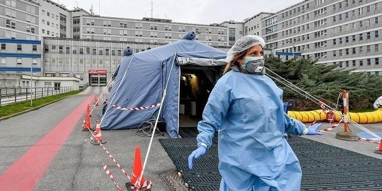 У Німеччині кількість померлих від коронавірусу перевищила 3 тисячі осіб