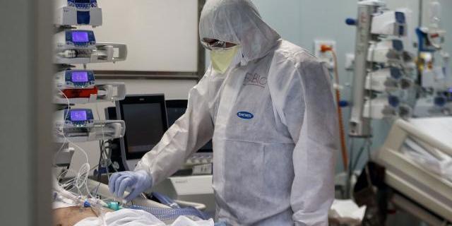 В Україні від COVID-19 померли 7 лікарів