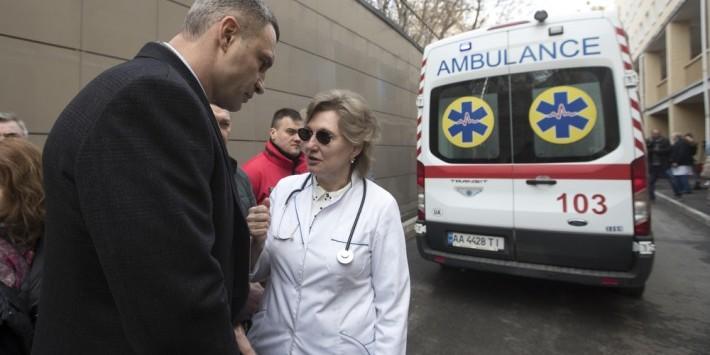У Києві вже 612 підтверджених випадків захворювання на COVID-19, - Кличко
