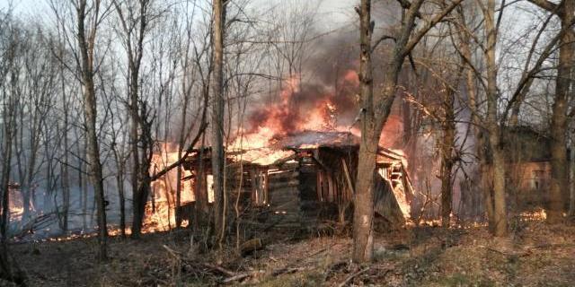 Скільки туристичних об'єктів втратила Україна через пожежі у Чорнобильській зоні