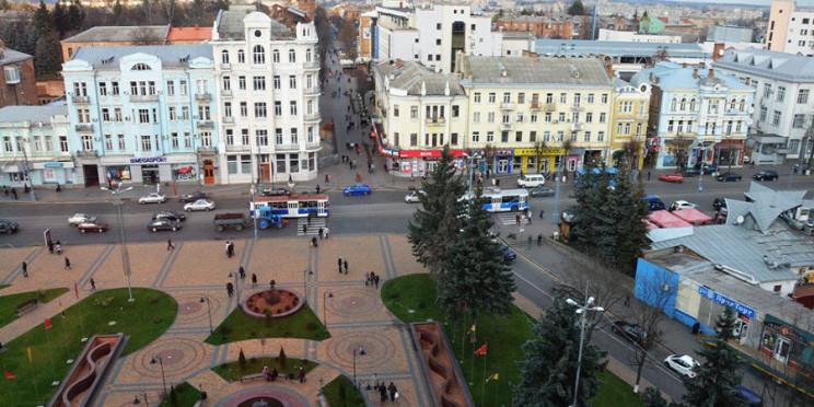 Вінниця очолила рейтинг можливостей міст України - дані опитування