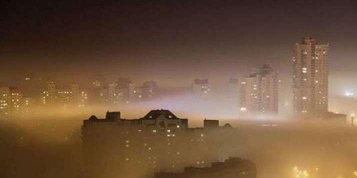 У Києві зафіксували найвищий рівень забрудненості повітря в світі