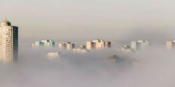 Міністр охорони здоров'я порадив, як врятуватися від смогу в повітрі