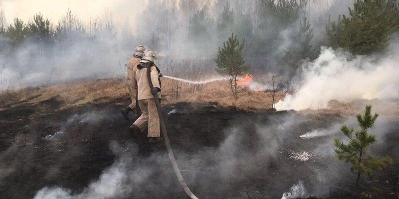 Яких наслідків чекати українцям у результаті пожежі в Чорнобильській зоні?