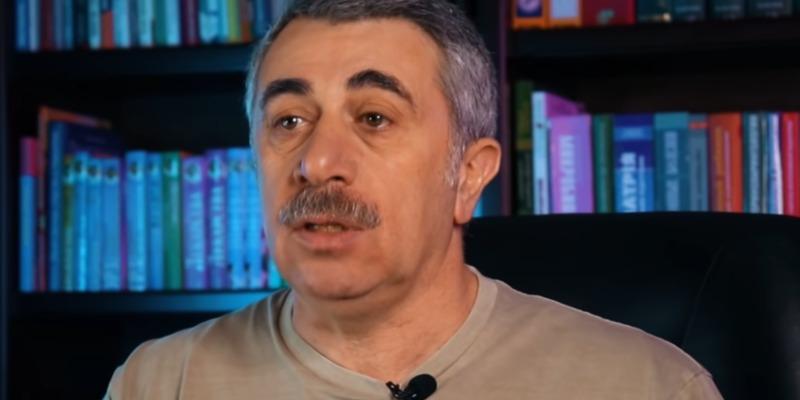 Комаровський пояснив, як потрібно обробляти маски для повторного використання