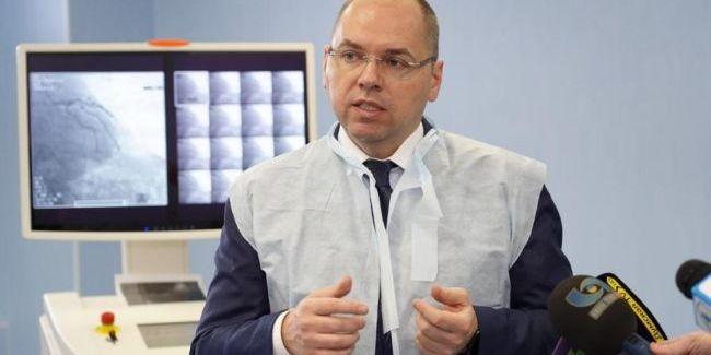 Міністр охорони здоров'я розповів, скільки пробудуть українські медики в Італії