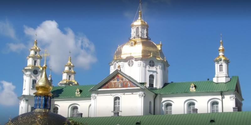 На священиків, які зібрали вірян на службу в Почаївській лаврі, хочуть порушити кримінальну справу