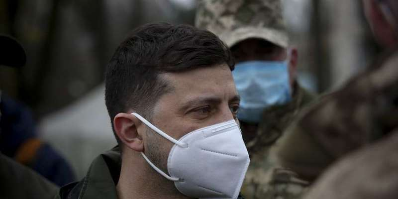 Зеленський переконаний, що закінчить війну на Донбасі до кінця президентського терміну