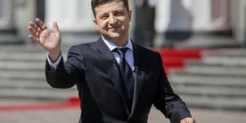 Фільм «Рік Президента Зеленського» з'явився в мережі