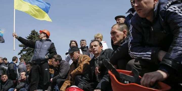 Шахтарі готуються йти до Києва на акції протесту