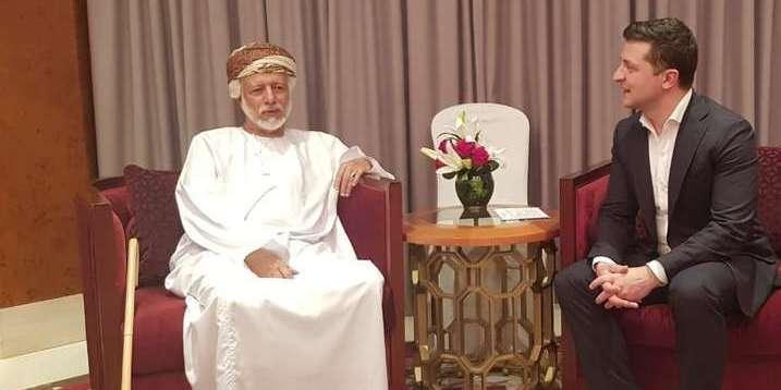 НАЗК дозволило Зеленському не декларувати витрати на новорічний візит в Оман