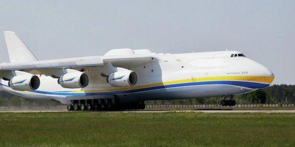 В Україну прибув літак з рекордним об'ємом медичного вантажу