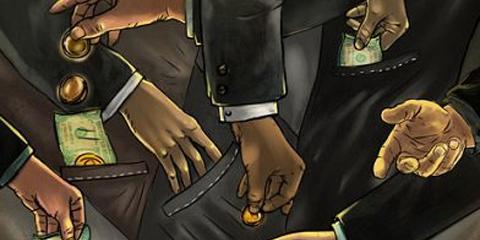 Рада створила ТСК з розслідування можливої корупції посадовців в держорганах