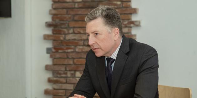 Волкер дав пораду Україні, аби змінити розрахунки Путіна